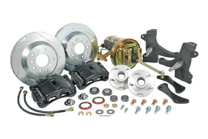 Brake Components and Systems